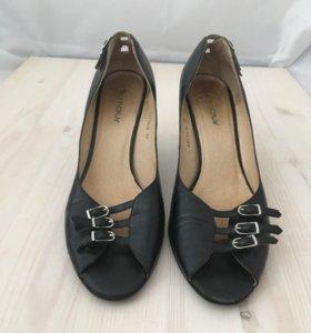 Туфли кожаные Италия 37
