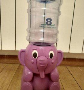Детский кулер для воды