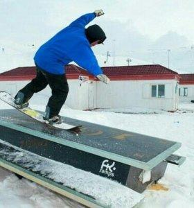 Инструктор по сноуборду ( Кировск , Хибины )
