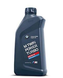 масло BMW M TwinPower Turbo Longlife-01 0W-40