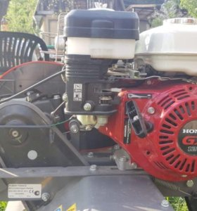 Культиватор бензиновый Pubert ECO MAX 45H C2