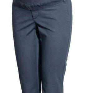 Чиносы брюки для беременных 42 - 44р-р