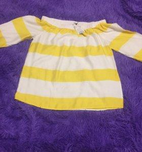 Блузка-кофточка Mango(новая с биркой)