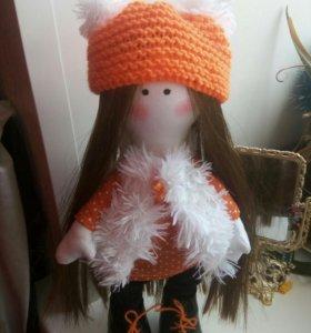 Интерьерная кукла,34см