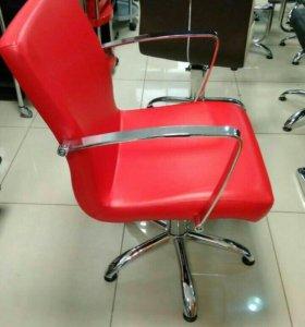 Новые парикмахерские кресла Инекс