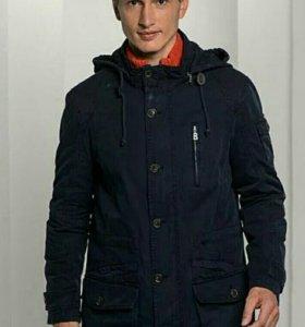 зима мужская куртка