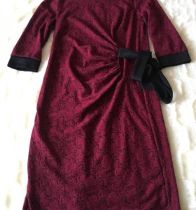 Платье для беременных нарядное