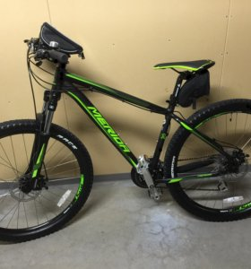 Велосипед Merida Big Seven 10MD Matt Green