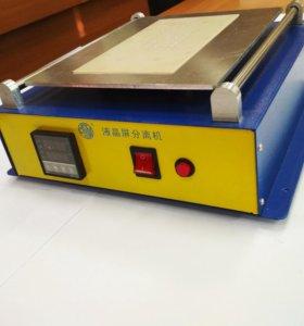 Аппарат для снятия стекол с дисплейного модуля