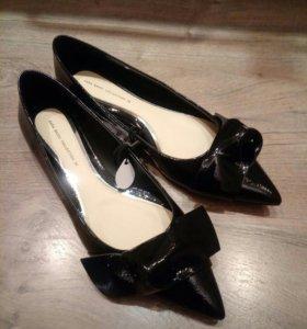 Балетки новые Zara Basic Collection