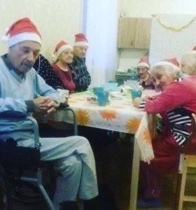 Пансионат для пожилых вместо сиделки с проживанием