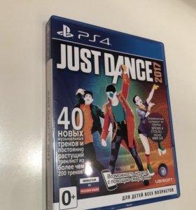 Игра Just Dance на PS4