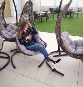 Кресла качели для ресторанов,кафе и дачи (новые)