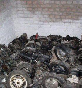 Продам двигателя на мопеды Хонда,Сузуки. 2т