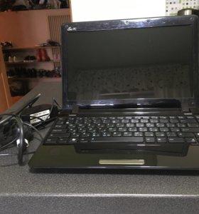 Нетбук ASUS Eee PC™ 1201T на запчасти