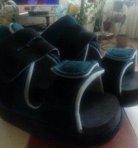 Послеоперационные туфли барука