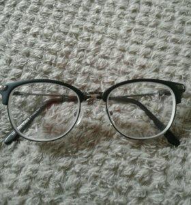 Новые очки -6,5