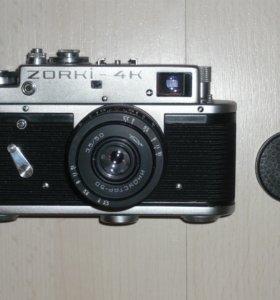 "фотоаппарат ""ZORKi"""