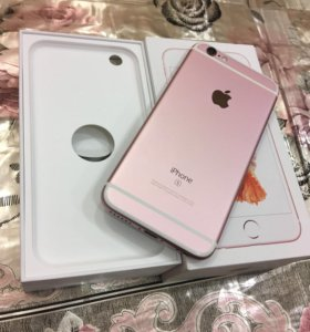 Продам Apple iPhone 6s rose gold на 16 gb