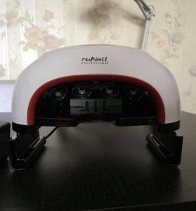 ruNail, Лампа LED, 18W