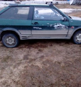 ВАЗ (Lada) 2108, 1993