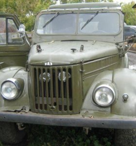ГАЗ 69, 1968