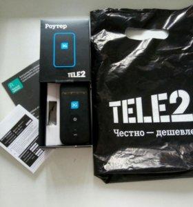 WiFi роутер теле2