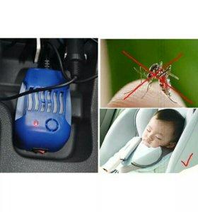 От комаров в авто