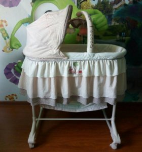 Кровать-люлька для новорожденого