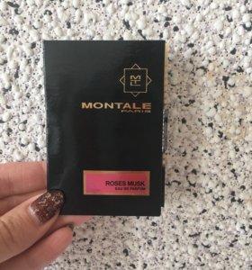 Пробники парфюм Montale