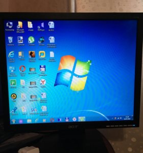Монитор Acer 17 дюймов