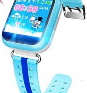 Детские смарт часы Smart Watch q750 Q100