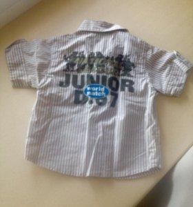 Рубашка от 1 до 1,5 лет