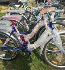 Велосипеды взрослые