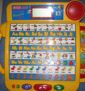Детские развивающие компьютеры от 4 до 12 лет