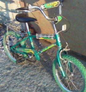 Велосипед 5-6 лет