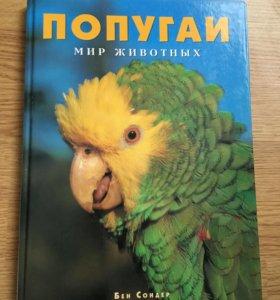 Книга «Попугаи»