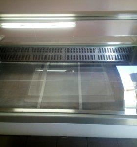 Холодильные витрины -6. +6.     6ш отдам за 100000