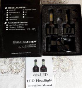 Автомобильные Лампочки HB3