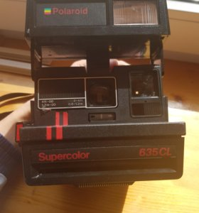 Фотоаппарат polaroid 635cl новый