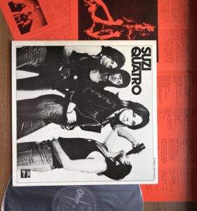 Suzi Quatro -Same japan press