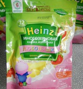 Каша Хаинз Heinz любопышки