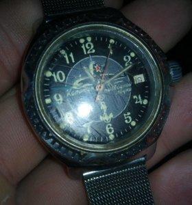 Часы капитан подводной лодки
