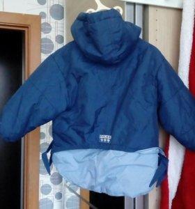 Детская осенняя - весенняя куртка на мальчика
