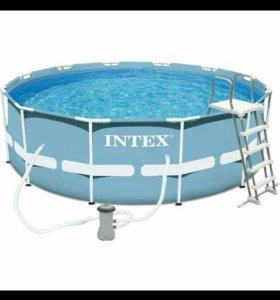 Каркасный бассейн 3.66м * 1.22м