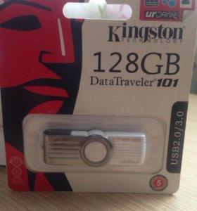 USB флэшка на 128гб