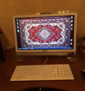 Компьютер моноблок msi