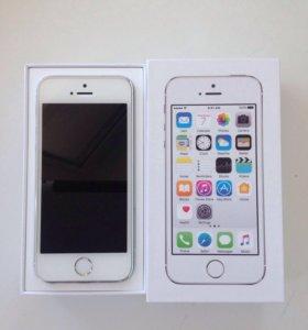 IPhone 5s( 16гб ) + чехол