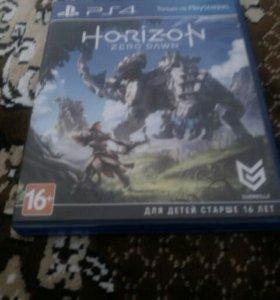 "Игра для play station 4 ""horizon zero dawn"""