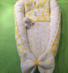 Гнездышко/кокон для новорождённого